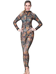 Women's Wetsuits Dive Skins Diving Hoods Full Wetsuit Ultraviolet Resistant Compression Full Body Tactel Diving Suit Diving Suits-Diving