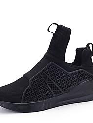 Running Shoes  Men's Sneakers Rihanna Black Casual Sport