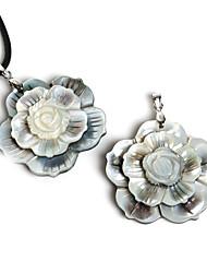 Недорогие -Кулоны Морская раковина Flower Shape как изображение 1Pc