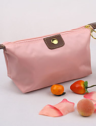 cheap -Women Bags Nylon Cosmetic Bag for Casual Black Purple Yellow Red Pink