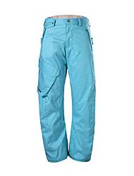 Gsou neve uomini esterni sci pantaloni / snowboard / doppi pantaloni da snowboard / antivento pantaloni indossabili termici