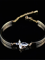 Chain Bracelets 1pc,Silver Bracelet Fashionable Circle  Copper Jewellery