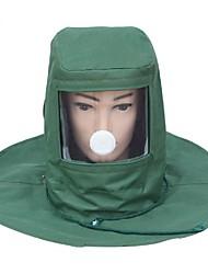 stofdichte kap beschermend masker zandstralen cap speciale verf cap industriële slijpen speciale bescherming arbeid