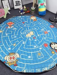 """Hot Sale Toys Storage Bag Carpet Kids Game Mats diameter 59"""" baby Crawling multifunctional round blanket Play Rug"""