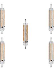 povoljno -800 lm R7S LED klipaste žarulje T 228 LED diode SMD 3014 Vodootporno Ukrasno Toplo bijelo Hladno bijelo AC 220-240V