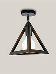 cheap -Vintage Loft Ceiling Lamp Light Direction Adjustable Flush Mount lights Entry Hallway Game Room Kitchen light Fixture