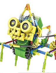 Недорогие -LOZ Конструкторы Алмазные блоки LOZ Обучающая игрушка Динозавр Машина Оригинальные Своими руками Электрический пластик Детские Мальчики Игрушки Подарок 1 pcs