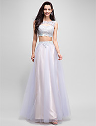 Two-Piece Prom Dresses