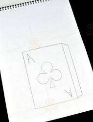 Недорогие -магический реквизит - бумага или карты