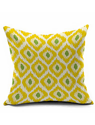 cheap -2016 New Arrival  Cotton/Linen Pillow Cover , Nature Modern/Contemporary  Pillow Linen Cushion E007