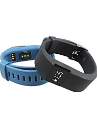 Smart Bracelet Unisex Date Display / OS Compatibility / Step Counter  / Average Heart Rate / Heart Rate Target Zone(s)