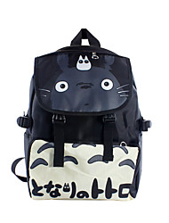 cheap -Bag Inspired by My Neighbor Totoro Cosplay Anime Cosplay Accessories Bag Backpack Nylon Male Female