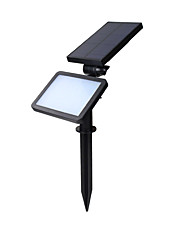 cheap -HHR® 5W 48LED 960LM Solar Outdoor Floodlight Cool White Easy Install Portable Rechargeable Sensor Solar Light