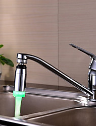 1PC Temperature Control Change Color LED Grogshop Home decoration Water Light  Faucet Light