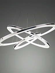 cheap -UMEI™ Pendant Light Ambient Light - LED, 90-240V, Warm White / White, LED Light Source Included / 10-15㎡ / LED Integrated