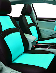 cheap -CARPASS Car Seat Covers Seat Covers Black / Blue / Black / Green / Orange / Black Common for universal