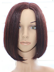 Human Hair Hand top made Wig Bob Wigs,Brazilian Hair Short Human Hair Wigs,Human Hair Full Wigs