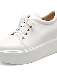 cheap -Women's Shoes Platform / Comfort / Round Toe Fashion Sneakers Office & Career / Dress / Casual