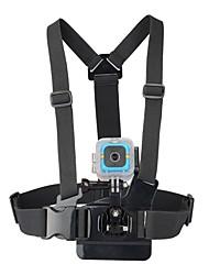 economico -Vite Montatura impermeabile Custodia Montaggio Impermeabile Conveniente Per Videocamera sportiva Polaroid Cube Universali Nylon EVA