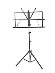 Foldable piano zither music stand small music stand