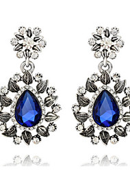cheap -Women's - Fashion Royal Blue For Wedding / Party / Daily / Diamond / Multi-stone / Zircon
