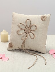 cheap -Vintage Rustic Wedding Ring Pillow The Wedding Store Wedding Theme