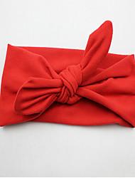 baratos -Para Meninas Para Meninos Acessórios de Cabelo Todas as Estações Acrílico, Bandanas - Amarelo Vermelho Azul Rosa claro