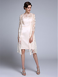cheap -Chiffon Lace Wedding Party Evening Women's Wrap With Lace Coats / Jackets