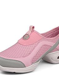 "cheap -Women's Modern Synthetic Sneaker Outdoor Low Heel Gray Pink 1"" - 1 3/4"" Non Customizable"