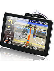 cheap -7 Inch GPS MTK Bluetooth And AVIN Optional Multi Language Support HD Highlight