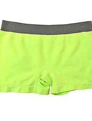 Femme Shorts de Course Anti-Shake Respirable Compression Résistant aux Chocs Soutien-Gorges de Sport Slips Ensemble de Vêtements Hauts/Top