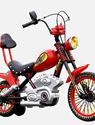 baratos -Bikes Kids ' Ciclismo 16 polegadas Freio de Pedal Traseiro Comum Sem Amortecedor Comum Plástico / Alumínio / Liga