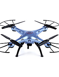 cheap -RC Drone SYMA x5hw 4CH 6 Axis 2.4G With HD Camera 0.3MP 480P RC Quadcopter LED Lights / One Key To Auto-Return / Auto-Takeoff RC / Hover