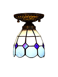 Blue Mediterranean for Tiffany Ceiling Lamp