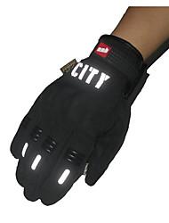 équitation gants tactiles plein de doigts réfléchissants slip inodore non toxique résistant imperméable et respirante