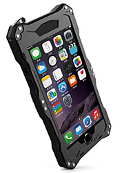 cheap -Case For Apple iPhone 7 Plus iPhone 7 Water Resistant Shockproof Water/Dirt/Shock Proof Ultra-thin Full Body Cases Armor Hard Metal for