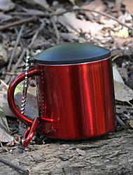 Недорогие -Бутылка для воды Один экземляр Нержавеющая сталь для