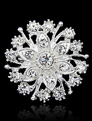 cheap -Women's Brooches Fashion Costume Jewelry Rhinestone Jewelry For Party Special Occasion Birthday Gift Daily