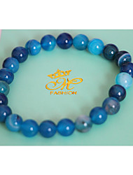cheap -Women's Strand Bracelet Vintage Beaded Agate Round Jewelry Daily Casual Costume Jewelry