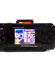PVP 3000 Color 2.8-Inch LCD Game Machine / Player Console (RED) 9999 games