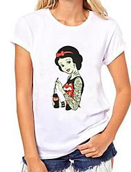 Completi Punk Cosplay Vestiti Lolita Manica corta Per Cotone