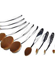 Set di pennelli Pennello di capra Portatile Plastica Viso