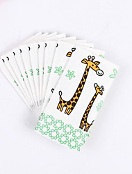 100% virgin pulp 50pcs Giraffe Napkins The Wedding Store Wedding Theme