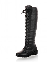cheap -Women's Heels Spring / Fall / WinterHeels / Cowboy / Western Boots / Snow Boots / Fashion Boots / Motorcycle Boots /
