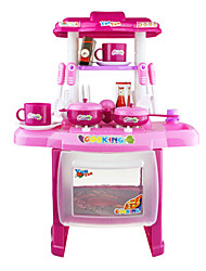 cheap -Toy Kitchen Sets Pretend Play Toys Eco-friendly Plastic Classic 1pcs Pieces Birthday Gift