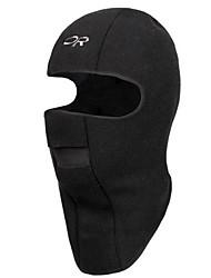 schwarze Farbe andere Materialschutz Zubehör Motorrad Gesichtsschutz Maske