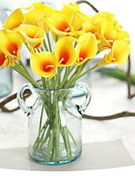 Недорогие -Искусственные Цветы 1 Филиал Современный Калла Букеты на стол