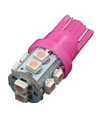 10x rosa t10 Keil Neben 10-SMD-LED-Innenlicht W5W 158 192 168 194 921 2825