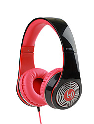 Beevo BV-HM730 Headphone Stereo Sound with Microphone Compatible with Cell phones and Computers