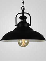 cheap -Pendant Lights Mini Style Vintage Living Room / Bedroom / Dining Room / Kitchen / Game Room Metal